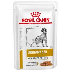 Royal Canin Canine Urinary S/O Moderate Calorie 12x100gr