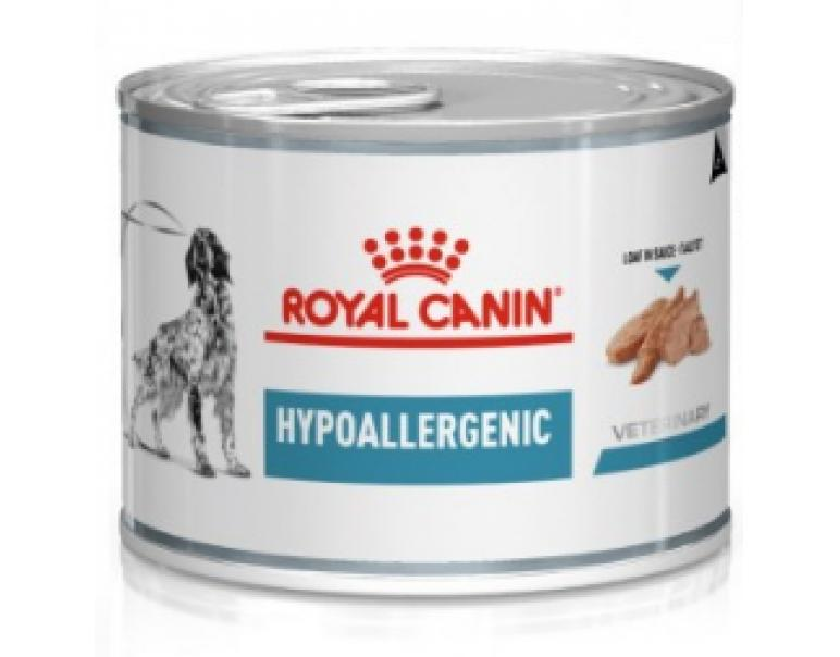 Royal Canin Dog Wet Hypoallergenic 200g
