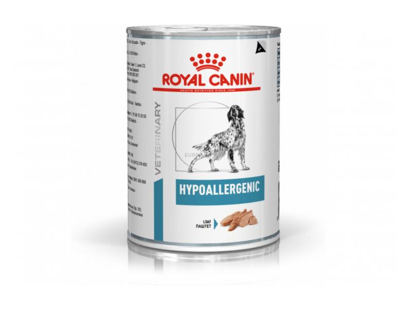 Royal Canin Dog Wet Hypoallergenic 400g