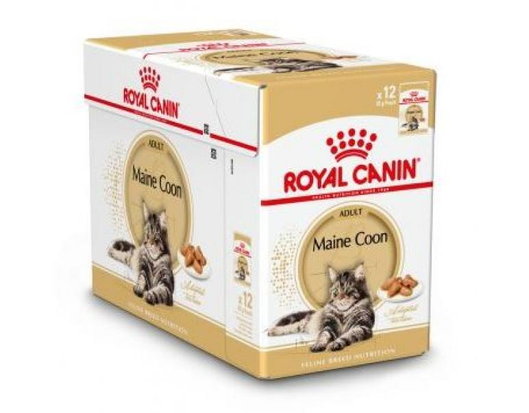 Royal Canin FBN Wet Maine Coon 12x85g