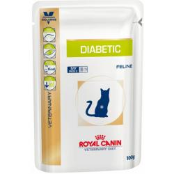PACK AHORRO Royal Canin VD Gato Diabetes 12x100g