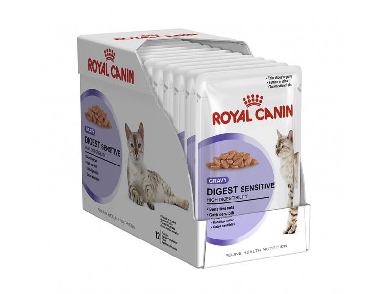 PACK AHORRO Royal Canin Digest Sensitive 12x85gr