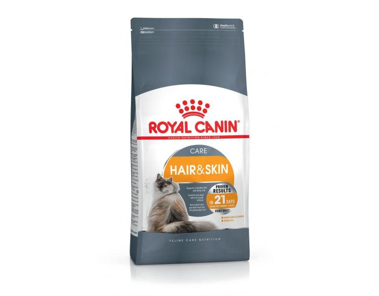 Royal Canin Feline Hair & Skin 4 kg