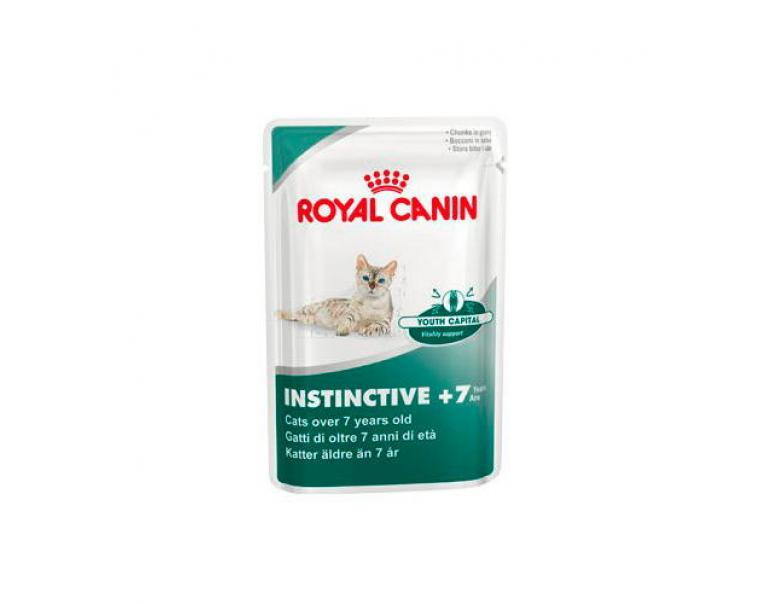 PACK AHORRO Royal Canin Feline Instinctive +7  12x85g