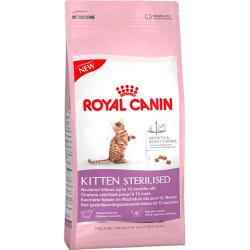 Royal Canin Feline Kitten Sterilised 400g