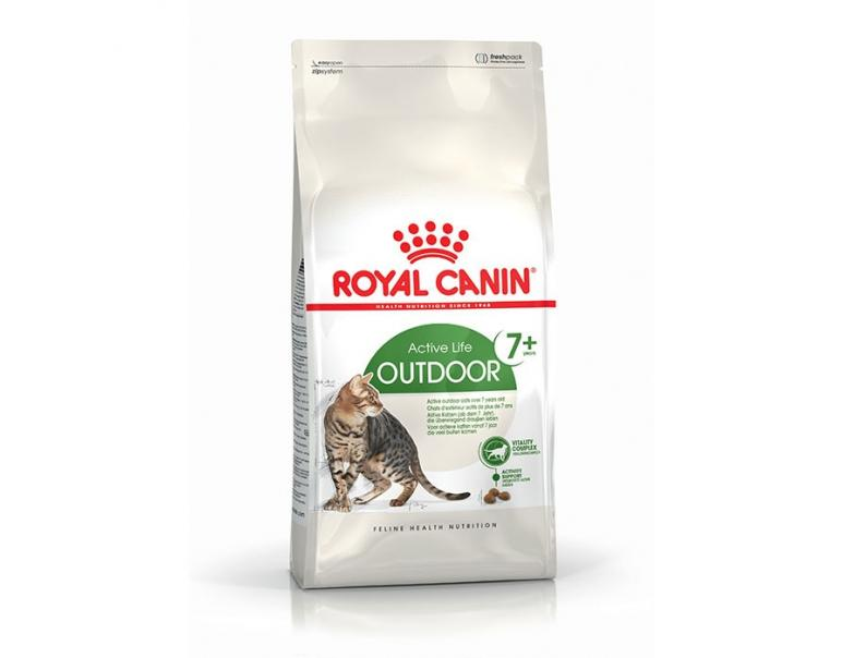 Royal Canin Feline Outdoor 7+  2 kg