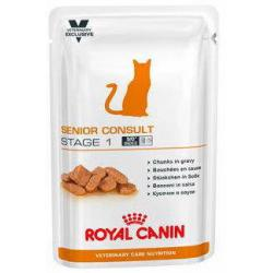 Royal Canin Feline Senior Consult Stage 1 100gr