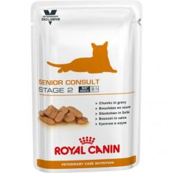 PACK AHORRO Royal Canin Vet Care Gato Senior Stage 2 12x100g