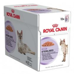 PACK AHORRO Royal Canin Sterilised 12x85gr