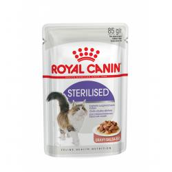 Royal Canin Feline Sterilised Salsa 85g