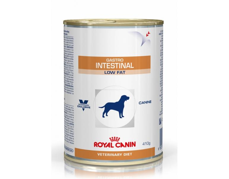 royal canin gastro intestinal low fat 410g mascoteros. Black Bedroom Furniture Sets. Home Design Ideas