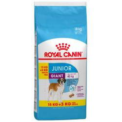 Royal Canin Giant Junior 15Kg +3Kg