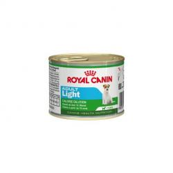 PACK AHORRO Royal Canin Health Nutrition Húmedo Mini Adulto Ligero 12x195 gr
