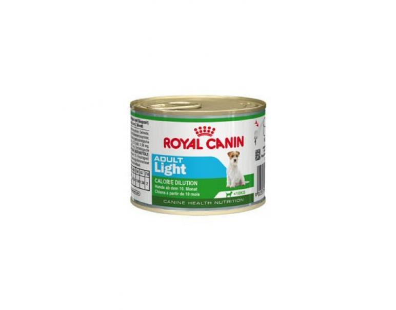 PACK AHORRO Royal Canin Mini Adulto Light 12 x 195gr