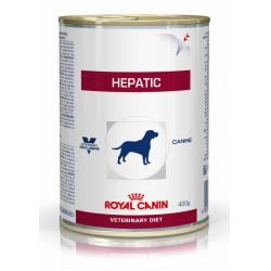 PACK AHORRO Royal Canin Hepatic 12x420gr