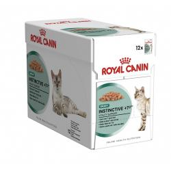 PACK AHORRO Royal Canin Instinctive +7 12x85gr