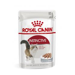 PACK AHORRO Royal Canin Instinctive Paté 12x85g