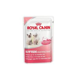 PACK AHORRO Royal Canin Kitten Instinctive 12x85g
