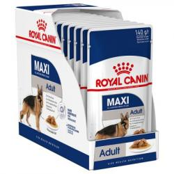 Royal Canin Maxi Adulto 10 x 140 g