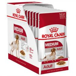 Royal Canin Mediano Adulto 10 x 140 g