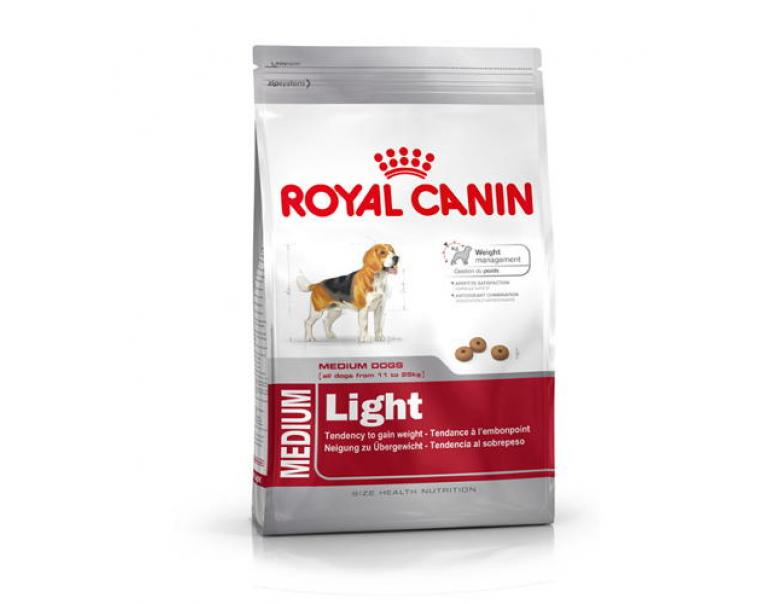 Royal Canin Medium Light 9 kg