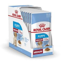 Royal Canin Medium Puppy 10x140g