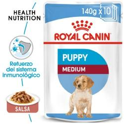 Royal Canin Medium Puppy 140gr