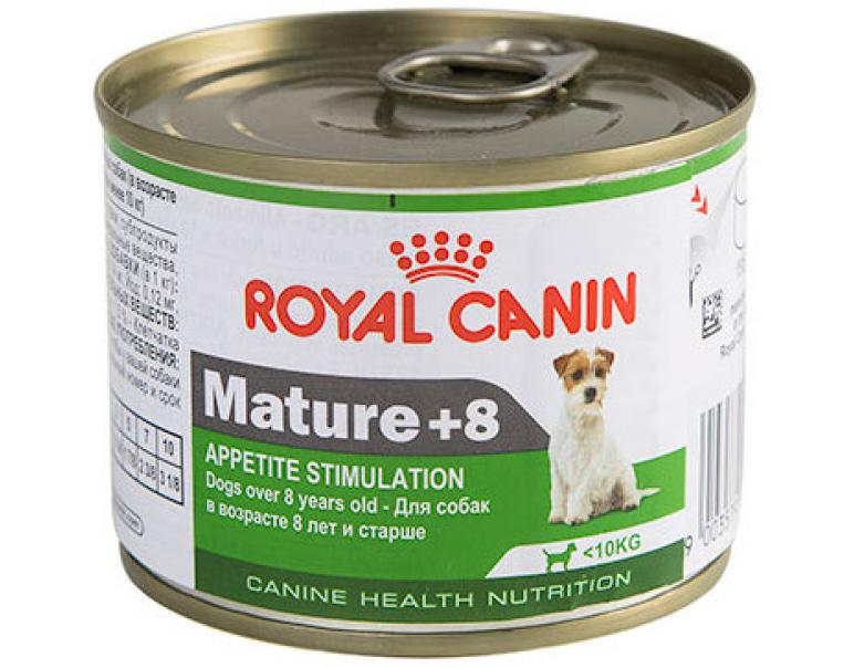 Royal Canin Mini Mature +8 195gr