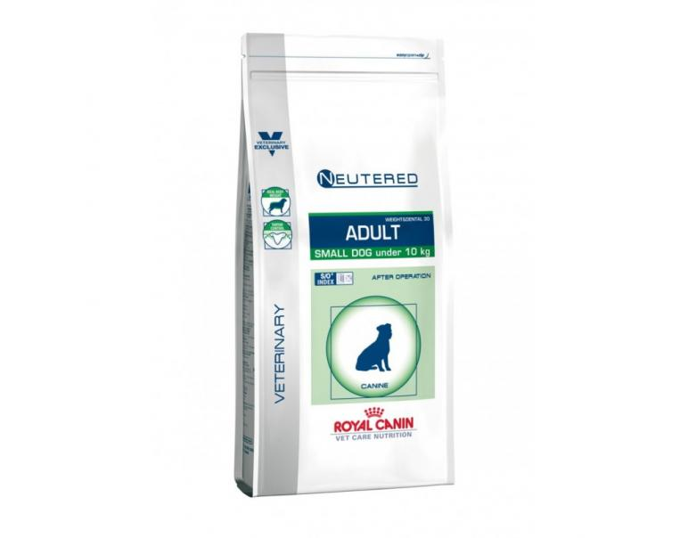 Royal Canin Neutered Adult Small 3.5 kg