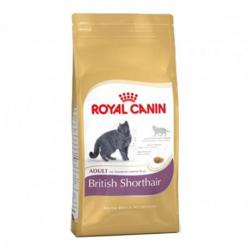 Royal Canin Pienso Adult Razas British Shorthair 2 x 2 Kg