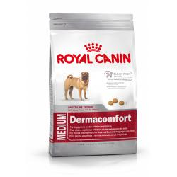 PACK AHORRO Royal Canin Pienso Medium Dermacomfort 2x10kg