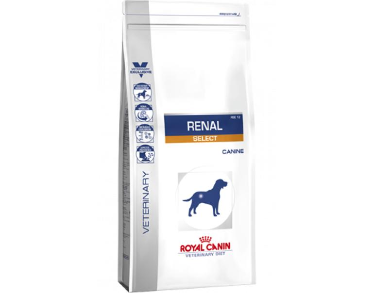 Royal Canin Veterinary Diets Renal Select 2 kg