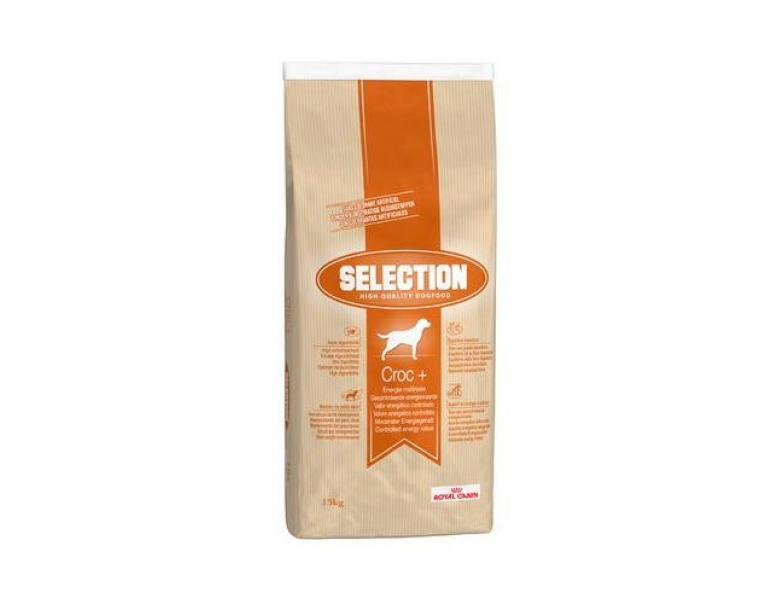 Royal Canin Selection Croc Plus High Quality 15kg