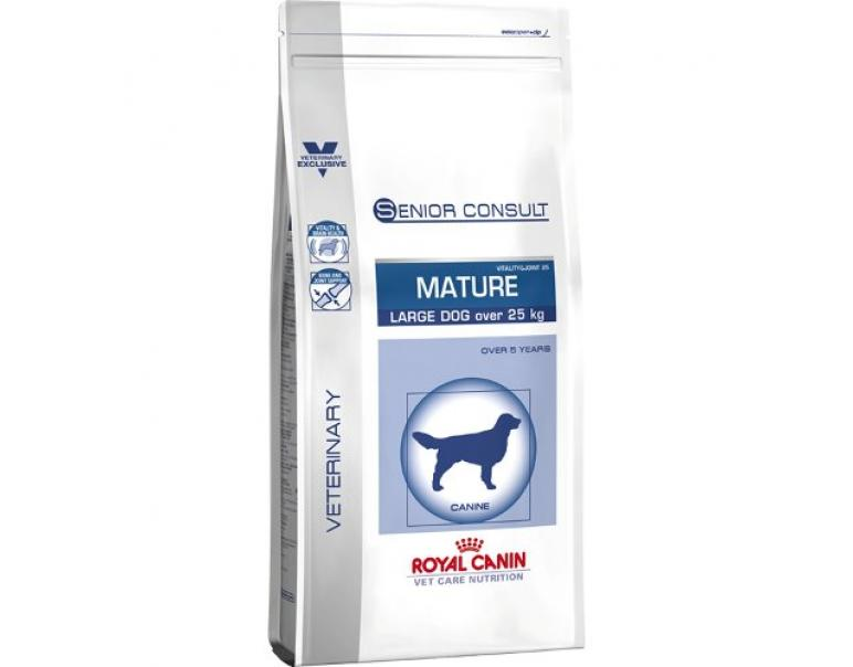Royal Canin Senior Consult Mature Large Dog 14 kg