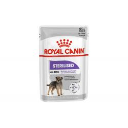Royal Canin Sterilised 12x85g Alimento Húmedo