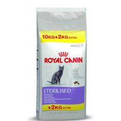 Royal Canin Sterilised 37  10 kg + 2 kg