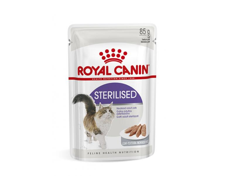 Royal Canin Sterilised Paté 85g