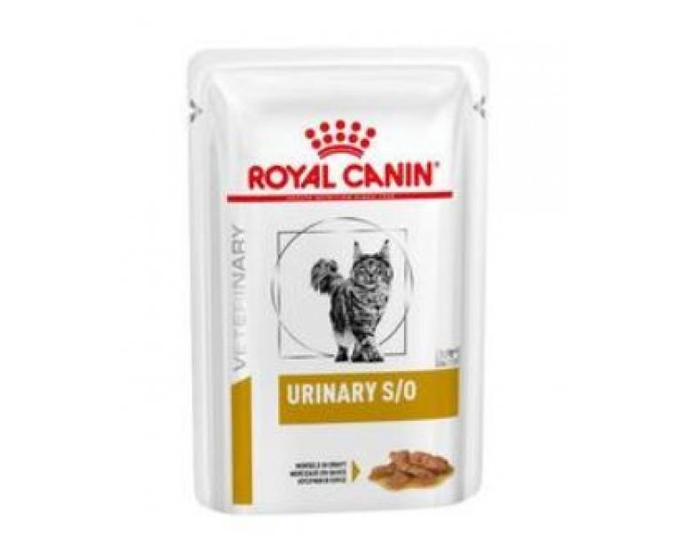 Royal Canin VD Feline Urinary S/O 12x85g