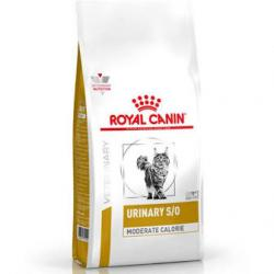Royal Canin VD Gato Urinary S/O Moderate Calorie 7 kg