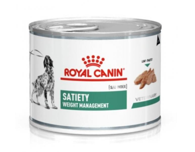 Royal Canin VD Satiety Weight Management  Wet 195g