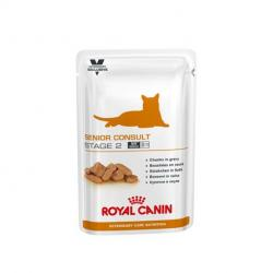 Royal Canin Feline Senior Consult Stage 2 12x100gr