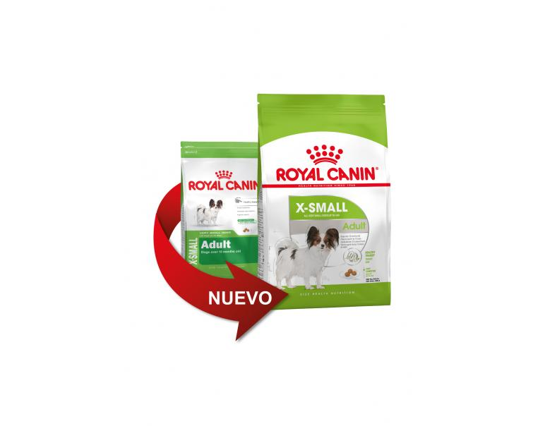 Royal Canin X-Small Adult 1.5 kg