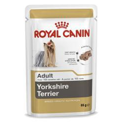 Royal Canin Yorkshire Terrier Adulto 12 x 85g