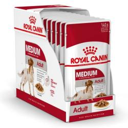 Royal Medium Adult 10x140g