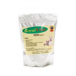 Royal Vital MSM Natural Gatos 300g