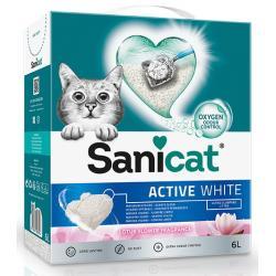 Sanicat Arena Active White 3x6L.