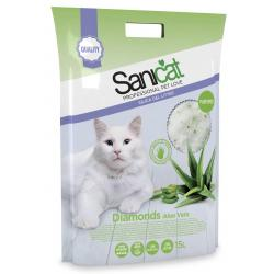 Pack Ahorro Sanicat Diamond Aloe Vera 2x15L