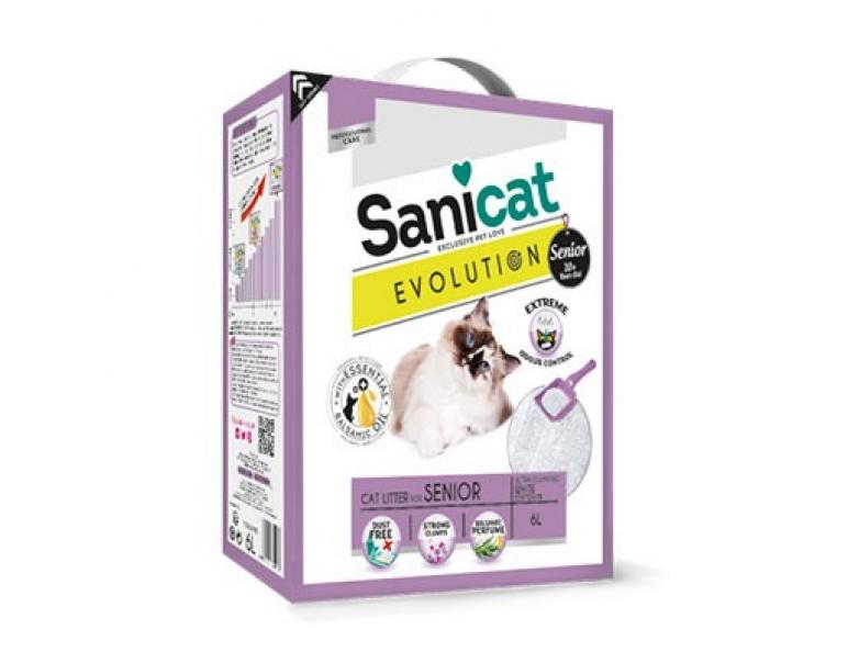 Sanicat Evolution Senior 6L