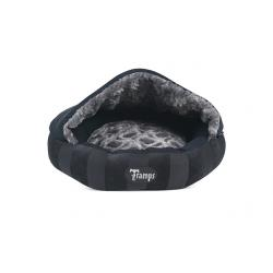 Scruffs Tramps Aristocat Dome Bed Negro 45 x 45 x 12 cm