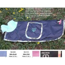 Qualillet Impermeable Seal Blue M 65 cm